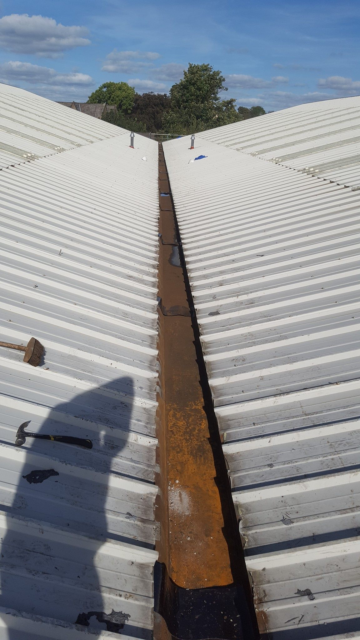 From Start To Finish 85metre Commercia Mass Roofing