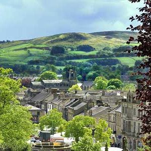 Roofs of Skipton